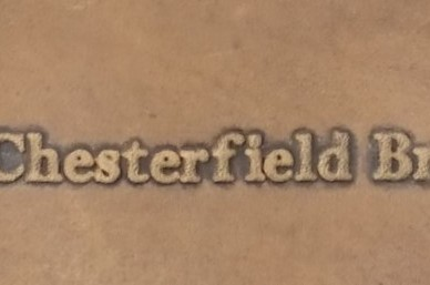 CHESTERFIELD.